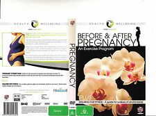 Health Wellbeing:Before and After Pregnancy-An Exercise Program-Exercise-DVD