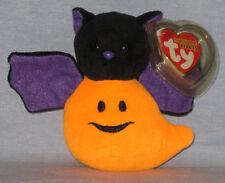 TY BATTY the BAT HALLOWEENIES BEANIE BABY - MINT with MINT TAGS