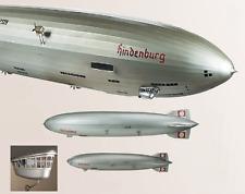 "Authentic AP170 Graf Zeppelin Hindenburg 1937 Airship Blimp Assembled 45"" Model"