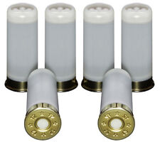 B's Dry Fire Snap Caps® Dummy 12 Gauge Training Rounds 6 X Bright White 12 Ga