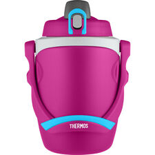 Thermos 64 Ounce Foam Insulated Hydration Bottle Pink