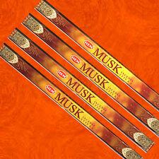 Encens MUSC Lot de 4 boites - Plus économique - (Aphrodisiaque)