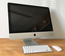 """Apple iMac All in one Desktop 21.5"""" core i3 3.06GHz 8GB RAM 500GB HDD MC508LL/A"""