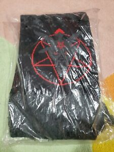 Middle of Beyond NEW Rare Sold Out Ugly Goat Head Scarf pentagram