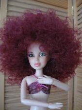 Afro Wig fits Liv and Moxie Teenz Doll Chose your Color - 4 Colors B