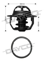 DAYCO Thermostat Kit for Subaru Outback Liberty H6 3.0L EZ30R DT49E DTG59