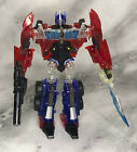 Takara Transformers Prime First Edition CLEAR OPTIMUS PRIME Voyager Class