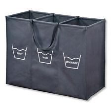 KESPER Wäschesammler Wäschekorb Wäschesortierer Wäschebox Waschkorb Wäschesack