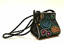 Raine Just The Right Shoe Jewels Purse 25337 Miniature Collectible Retired 2000