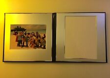 """Disney Cruise Line Album for 8"""" x 6"""" Photo / Mickey & Pals Print & Cover Sleeve"""