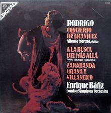DS-37876 Rodrigo Concierto De Aranjuez Moreno Batiz 1982 NM/EX Angel Digital LP