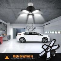 150W 100W LED Garage Light Deformable Foldable Adjustable Ceiling High Bay Lamp