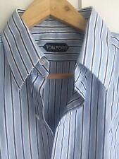 Tom Ford Shirt 39 Blue