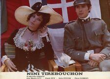 MONICA VITTI PIERRE CLEMENTI NINI TIREBOUCHON 1970 VINTAGE PHOTO ORIGINAL #9