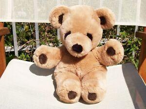 "VINTAGE GUND - STITCH TEDDY BEAR - 18"" - #2118 - 1979 - VERY NICE"