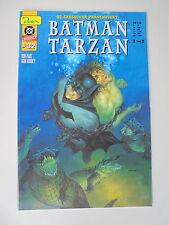 1x COMIC-DC Dino crossover, Betman TARZAN N. 32-ad 1/1 -