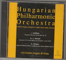 HUNGARIAN PHILARMONIC ORCHESTRA - same CD