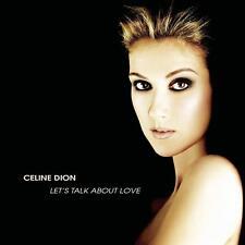 Celine Dion Lets Talk About Love Vinyl LP New PRE ORDER 24/08/18
