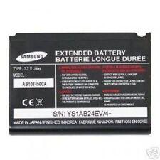 Samsung Blackjack i607 Ace i325 Epix i907 Extended Battery 1800mAh AB103450CA