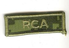 Obsolete Modern Canadian Army CADPAT RCA Title