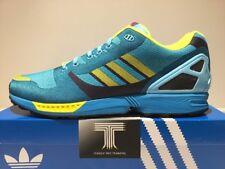 Adidas ZX Flux Weave 8000 OG ~ lumière Aqua M21788 ~ Taille UK 12.5