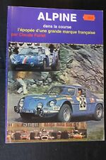 Palmier book Alpine dans la course by Claude Furiet (French) (RB) #2
