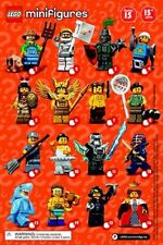 Lego Minifigures Series 15 set of 16 71011