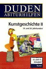 Duden Abiturhilfen, Kunstgeschichte II, 12./13. Schuljah... | Buch | Zustand gut