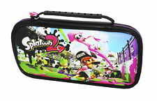RDS Game Traveler Deluxe Travel Case - Splatoon (NNS51) - Nintendo Switch - Neu
