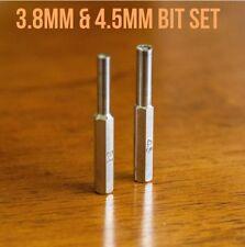3.8mm & 4.5mm Security Bit Tool - Nintendo, NES, Super Nintendo, SNES, N64, Sega