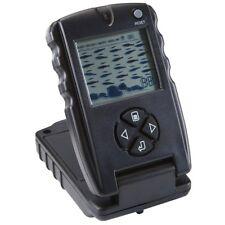 DIGITAL FISH FINDER LOCATOR SONAR PORTABLE 0-100ft ALARM DEPTH ALERT BOAT DOCK