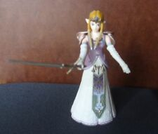Rarissime et Collector !!! Figurine ZELDA Twilight Princess :  Zelda Gashapon
