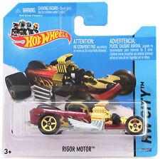 Hot Wheels 79/250 - Rigor Motor Diecast Car- HW City - BFC88 - New