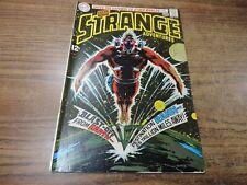 STRANGE ADVENTURES #217 (APR 1969 DC) NEAL ADAMS COVER ADAM STRANGE