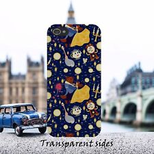 Beauty And The Beast Pattern Phone Case Cover