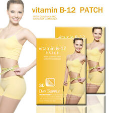 VitaPatch Garcinia Cambogia and Vitamin B12 Slimming Patches ( 60 DAY SUPPLY )
