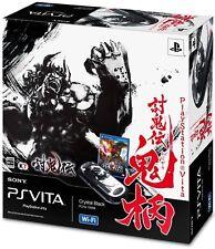 PS PlayStation Vita PSV Toukiden Onigara Ogre Limited Pch-1000 Console Game
