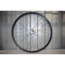 » Front Track Wheel Stainless Spokes Sealed Cartridge Bearing High Flange Hub