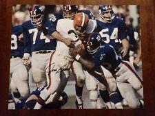 Jim Brown Signed 16x20 Cleveland Browns Photo w/ Fanatics Authentic COA HOF