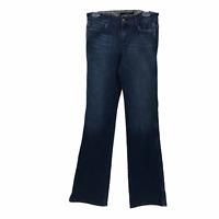 Joes Jeans Womens sz 28 Dark Wash MUSE SHOP Bootcut Stretch Denim Blue Jeans