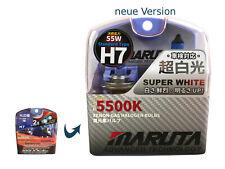 MTEC H7 55W Halogen Glühlampen E-Prüfzeichen Xenon look 5500K Super White MT-440