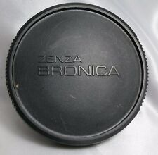Zenza Bronica Body Cap SQ SQ-A Genuine Japan 6X6 medium format