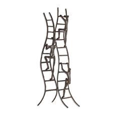 Danya B™ Climbing to Success Stairway Iron Wall Piece ZI15218