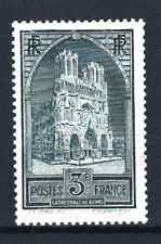 """FRANCE STAMP TIMBRE N° 259 """" CATHEDRALE REIMS 3F ARDOISE """" NEUF xx LUXE  R070"""