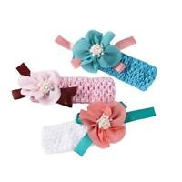 Newborn Baby Girl Kids Headband Infant Toddler Bow Hair Band Girl Accessories