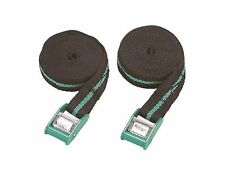 wolfcraft 3421000 Belt Clamps 2 With Spring Lock 4m Tension 120 Kg