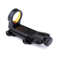 4 Reticle Red Dot Sight Scope 1X30 Riflescope 20mm Rail For Shotguns Rifles