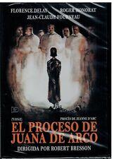 El proceso de Juana de Arco (v.o. Francés) (DVD Nuevo)