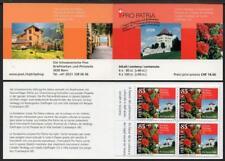 SWITZERLAND MNH 2006 SG-PSB17 Pro-Patria Booklet Complete