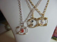 Copper Handmade Silver Plated Costume Necklaces & Pendants
